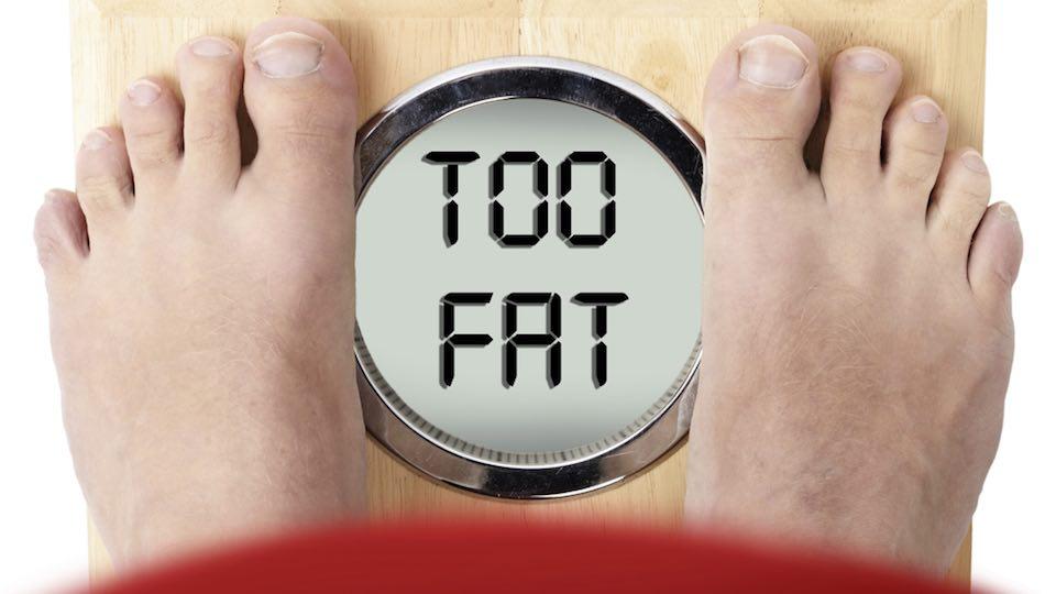 Túl kövér vagyok
